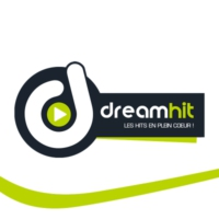Logo of radio station DreamHit