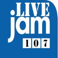 Logo de la radio Live Jam 107