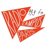 Logo of radio station Radio Campus Paris