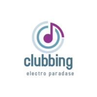 Logo of radio station Clubbing electro paradase