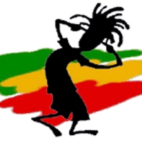 Logo of radio station Reggae connection