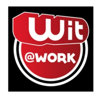 Logo of radio station Wit@Work