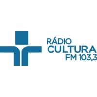 Logo of radio station Rádio Cultura FM 103.3