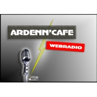Logo of radio station ARDENN CAFE