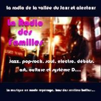 Logo of radio station La Radio des Familles