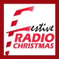 Logo of radio station Festive Radio Christmas
