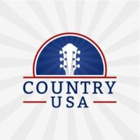 Logo de la radio Country USA