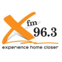 Logo of radio station XFM 96.3