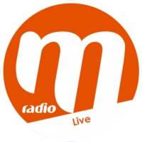 Logo of radio station M Radio Live
