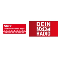 Logo of radio station Radio Emscher Lippe – Dein Love Radio