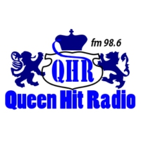 Logo of radio station Queen Hit 98.6 FM