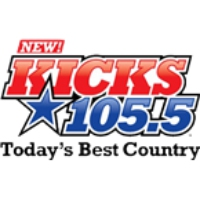 Logo of radio station WDBY Kicks 105.5