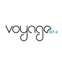 Logo of radio station Radyo Voyage