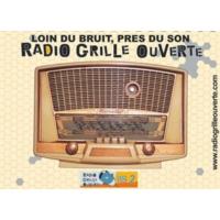 Logo of radio station Radio Grille Ouverte