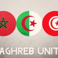 Logo of radio station MaghrebUnited