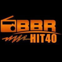 Logo of radio station BBR HIT 40