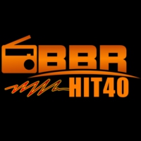 Logo of radio station BBR HIT 40