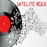 Logo of radio station Satélite Rock