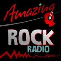 Logo of radio station Amazing Rock