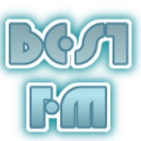 Logo of radio station Best FM Radio