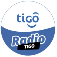 Logo of radio station RADIO TIGO