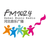 Logo of radio station 河北音乐广播 - Hebei Music Radio