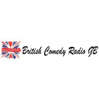 Logo of radio station British Comedy Radio GB