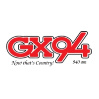 Logo of radio station GX94 Radio