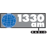 Logo of radio station XEAJ 1330