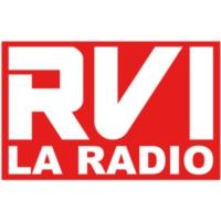 Logo of radio station RVI 101.4