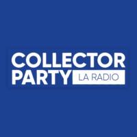 Logo of radio station COLLECTOR PARTY la radio
