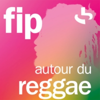 Logo de la radio Fip autour du reggae
