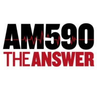 Logo de la radio KTIE AM 590 The ANSWER
