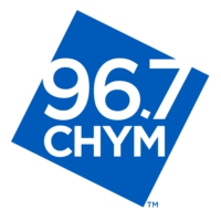 Logo of radio station CHYM 96.7