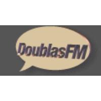 Logo of radio station DoublasFM