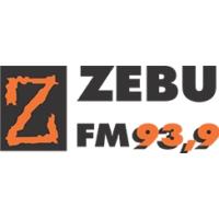 Logo of radio station Zebu FM