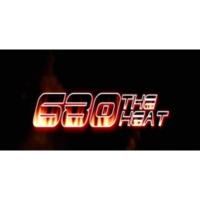 Logo of radio station 680 the HEAT
