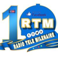 Logo of radio station radio tele milenaire