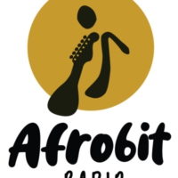 Logo of radio station AFROBIT Radio