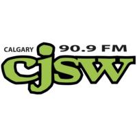 Logo of radio station CJSW 90.9FM