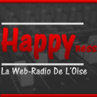 Logo de la radio Happyness Radio Oise