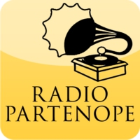 Logo of radio station RADIO PARTENOPE