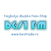 Logo of radio station Best FM Radio