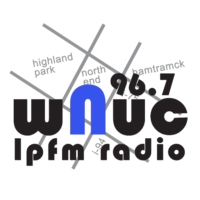 Logo of radio station WNUC-LP 96.7