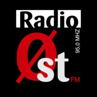 Logo of radio station Øst FM