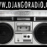 Logo of radio station Django Radio