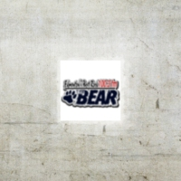 Logo of radio station CFBR The Bear