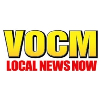 Logo of radio station VOCM