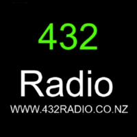 Logo of radio station 432 RADIO