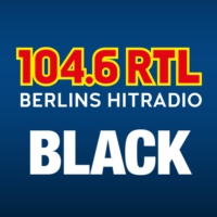 Logo de la radio 104.6 RTL Best of Black